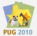 2010 PUG Conference logo