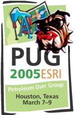 Unofficial 2005 PUG Conference logo