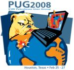 2008 PUG Conference logo