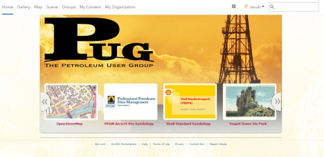 Announcing PUG ArcGIS Online | PUG Online